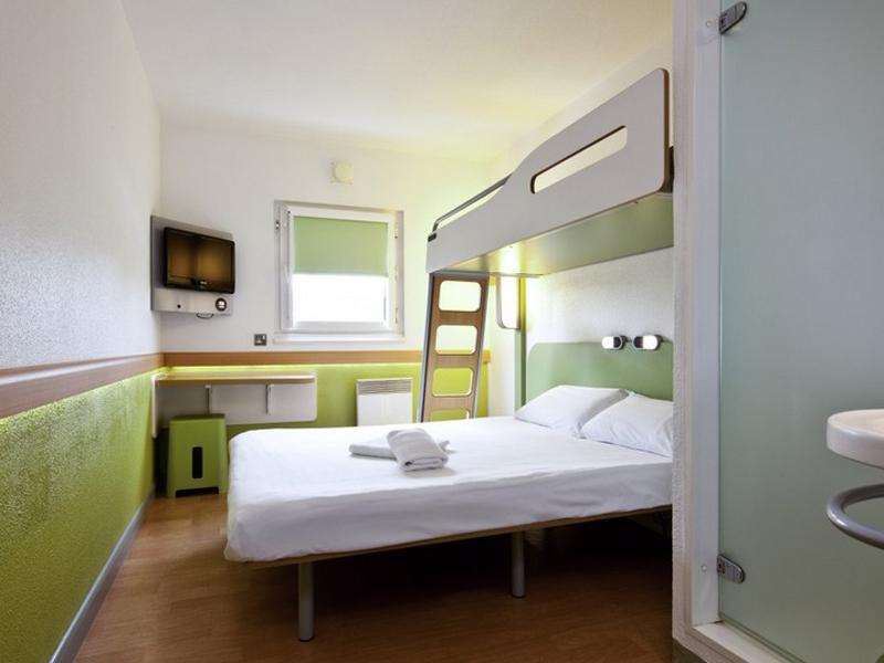 Hotel Ibis Budget 2 Etoiles A Lisieux Dans Le Calvados Tourisme