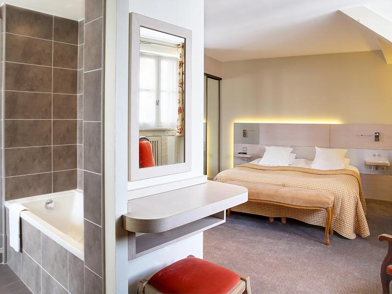 Hotel Best Western le Dauphin - Caen - ©Hotel Best Western le Dauphin