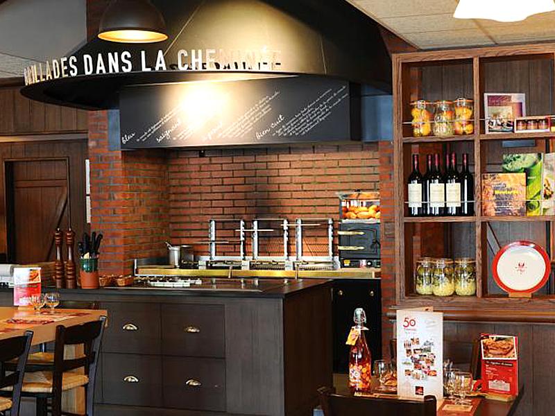 Hôtel Ibis Caen Centre Port de Plaisance - restaurant - ©Hôtel Ibis Caen Centre