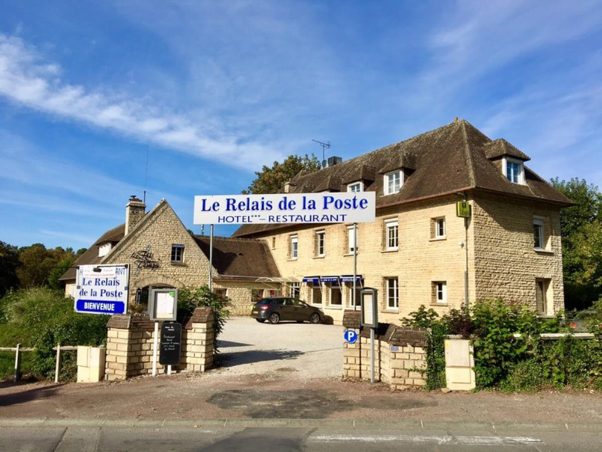 Hotel Thury Harcourt Relais De La Poste Calvados Normandie