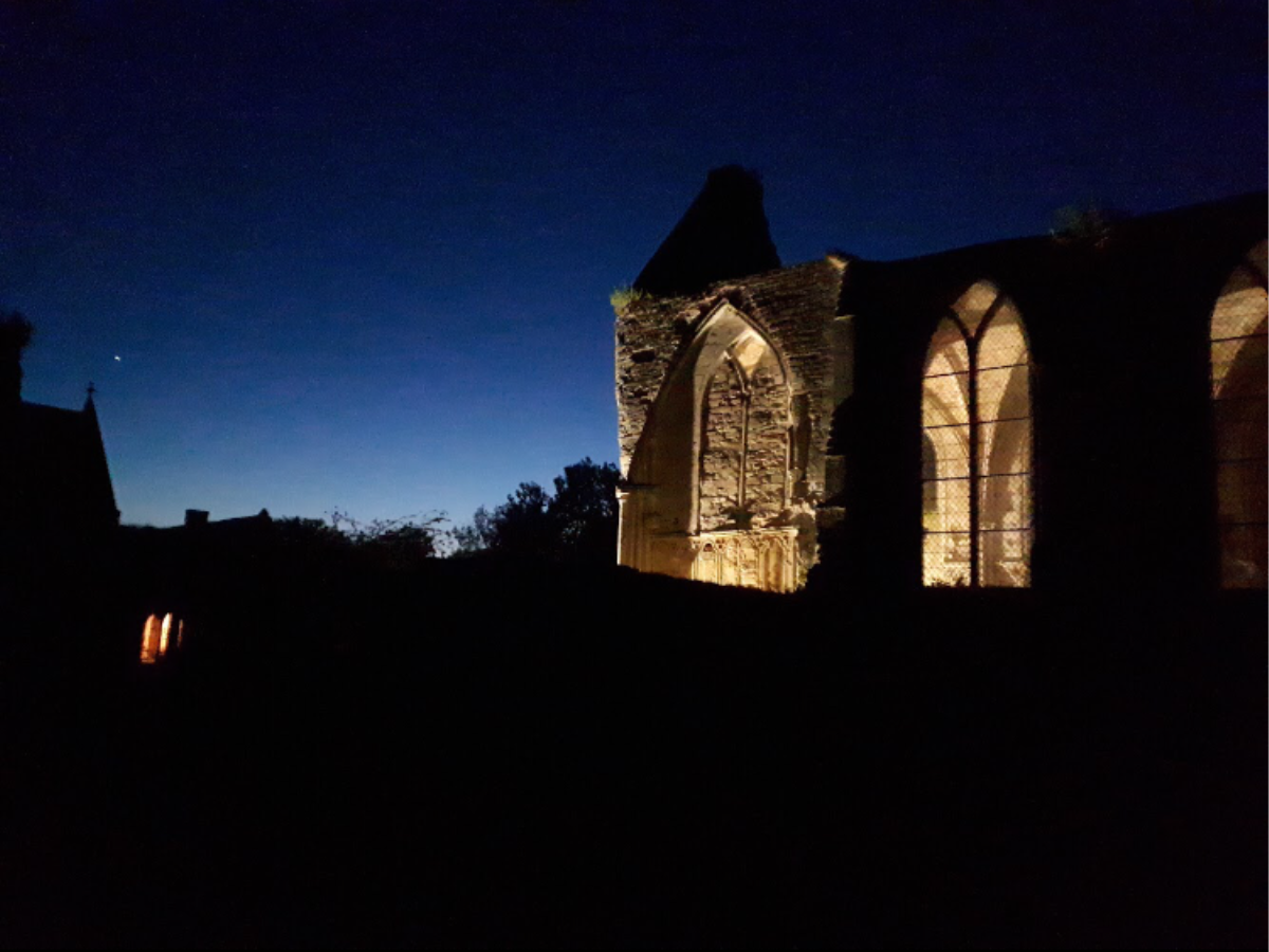 abbaye Longues-sur-Mer