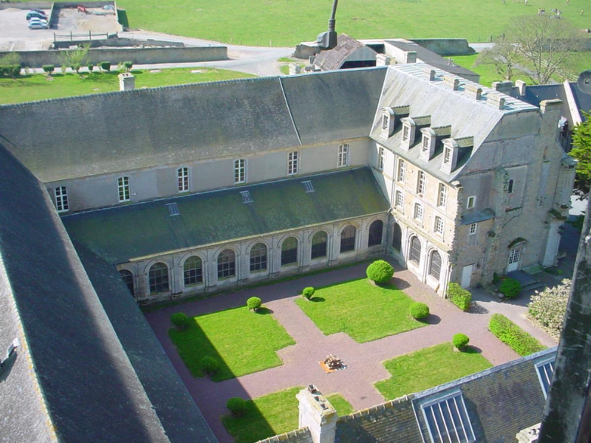 JUAYE MONDAYE_Abbaye Saint Martin de Mondaye