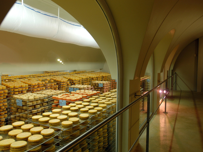 LIVAROT_Fromagerie Graindorge - ©Fromagerie Graindorge