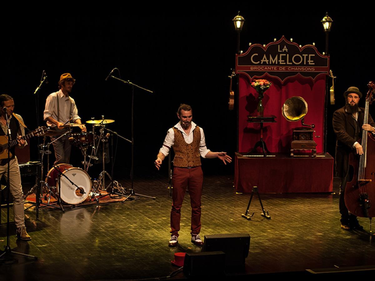 31e Festival Sable Show : La Camelote