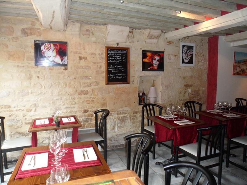 restaurant italien la trattoria caen normandie calvados tourisme calvados. Black Bedroom Furniture Sets. Home Design Ideas