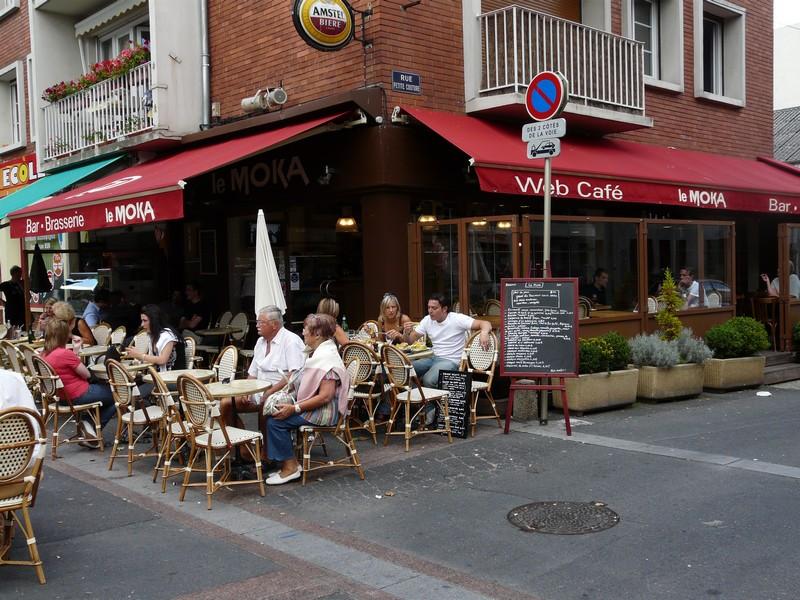 Le Moka - web café