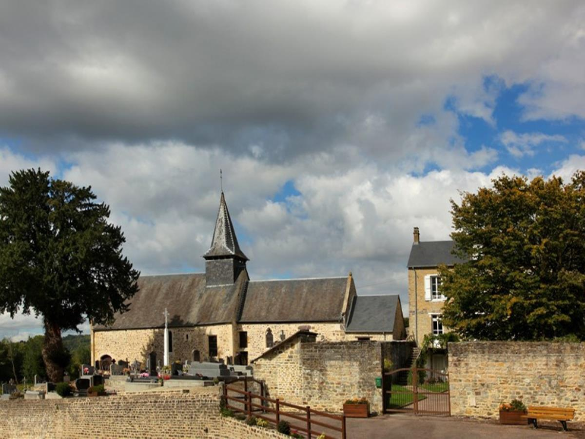Le-Vey-église St Laurent