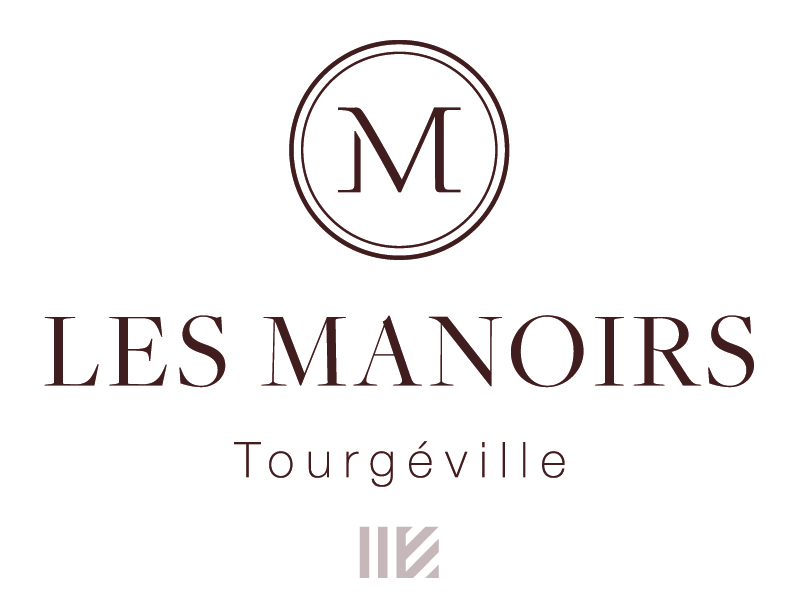 Logo Manoirs Marron