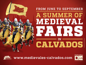 Medieval fairs in Calvados
