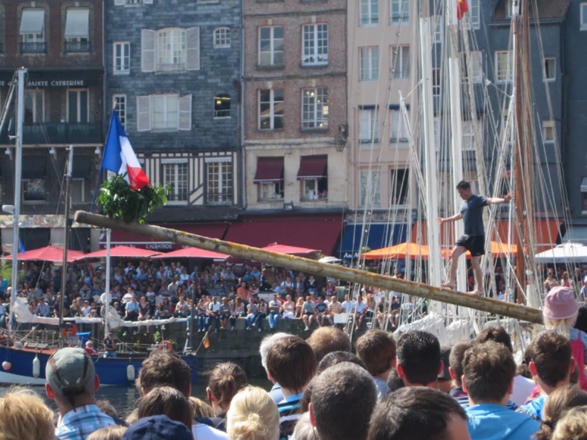 Fête Nationale à Honfleur