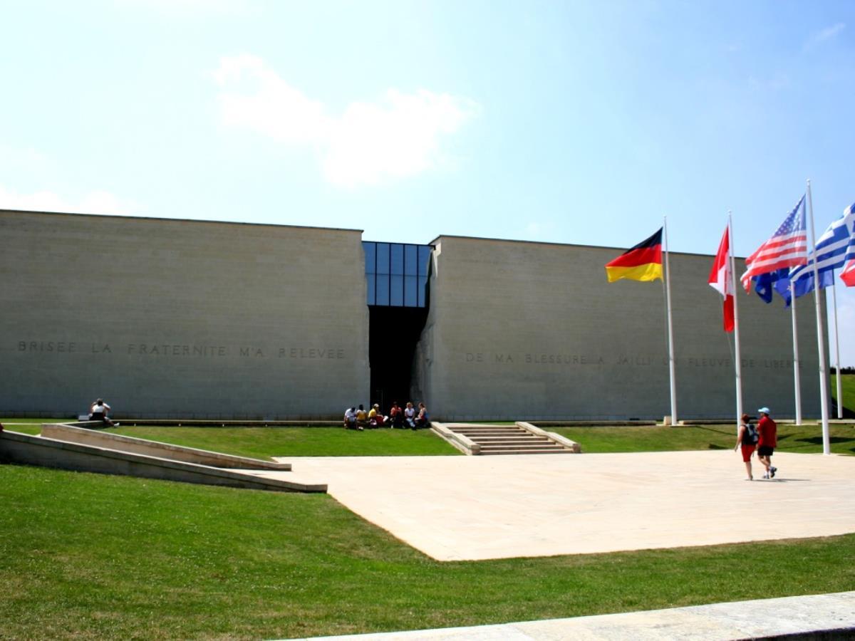 2020 - 3 journées avec le Mémorial de Caen