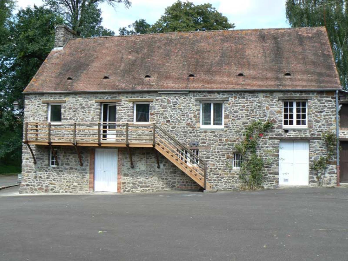 Mme Laouenan - Le Moulin du Vey