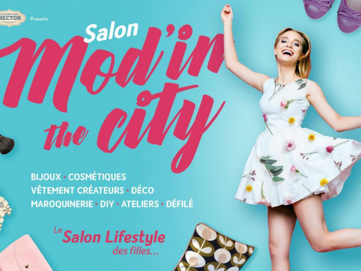 Salon Mod'in the city