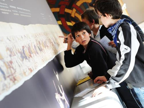 Bayeux Tapestry Museum PHOTO