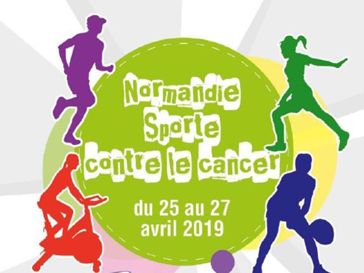 Normandie Sporte contre le cancer