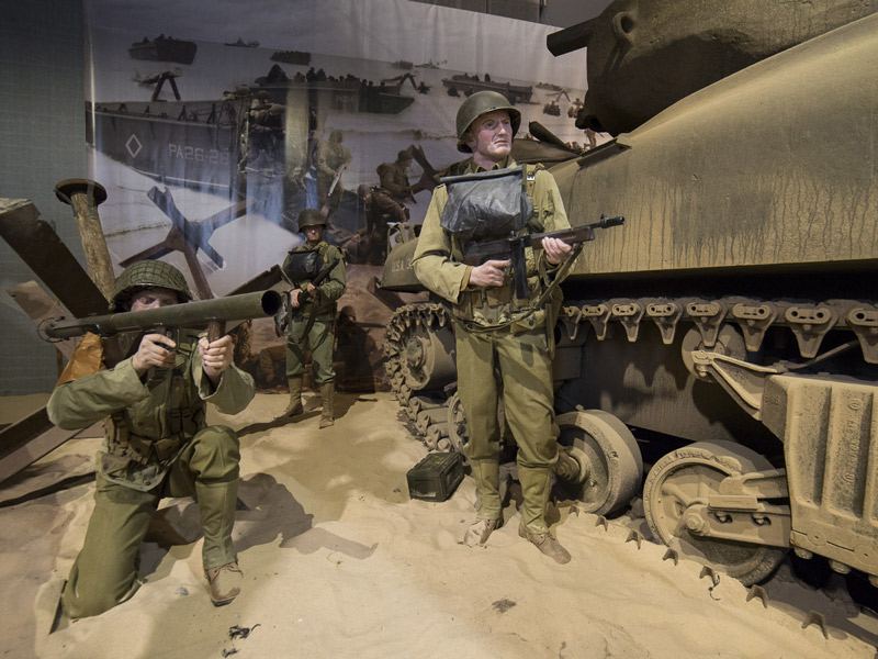 Overlord Museum Omaha Beach - ©Overlord Museum
