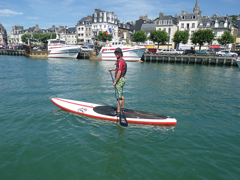 Paddle à Trouville avec North shore - ©© North Shore