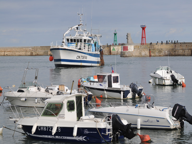 Port En Bessin Mooring Site Tourisme Calvados - Location port en bessin