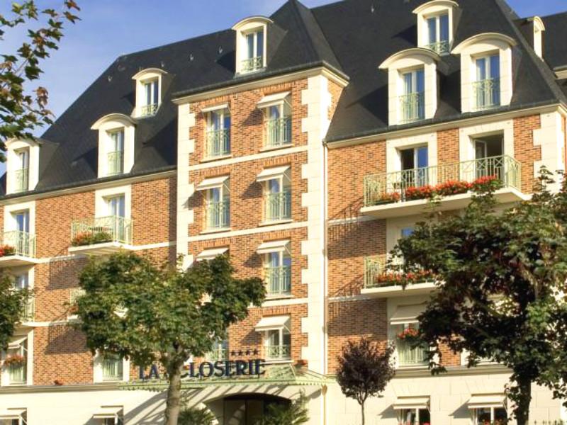 Residence La Closerie Deauville - ©La Closerie