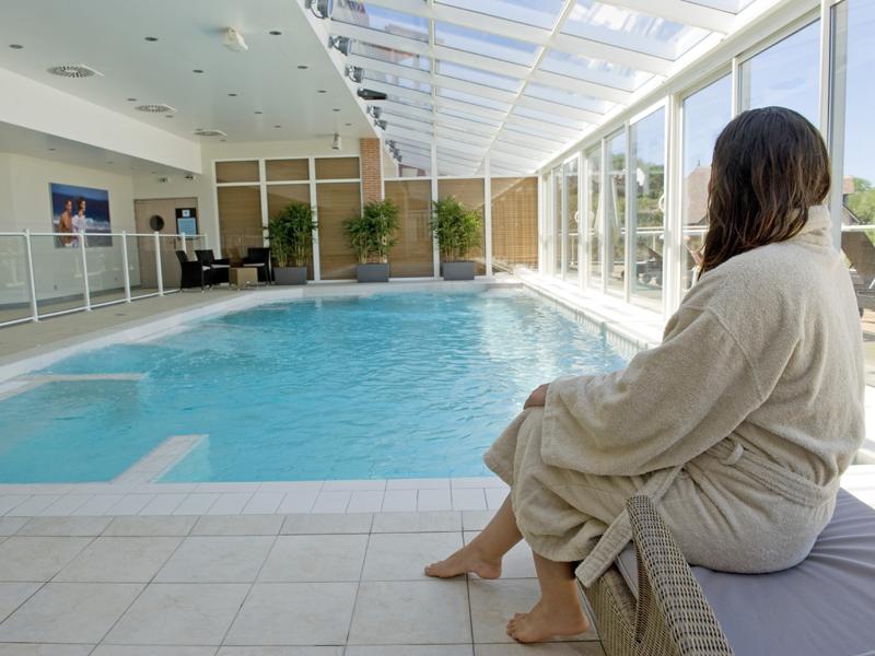 Résidence Pierre et Vacances Premium - Houlgate - ©Pierre et Vacances