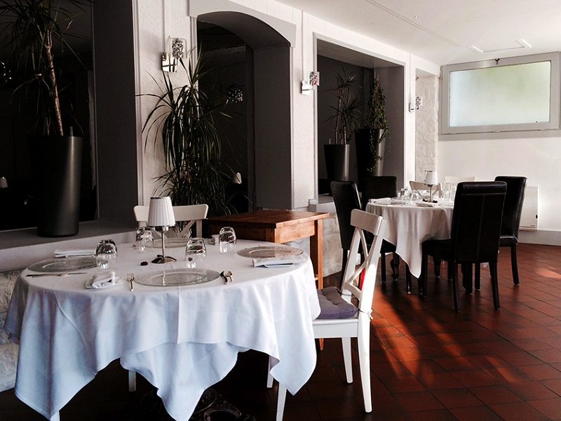 Restaurant_gastronomique_Thierry_Ramard_Cabourg_Varaville au pied des marais - ©Au pied des marais