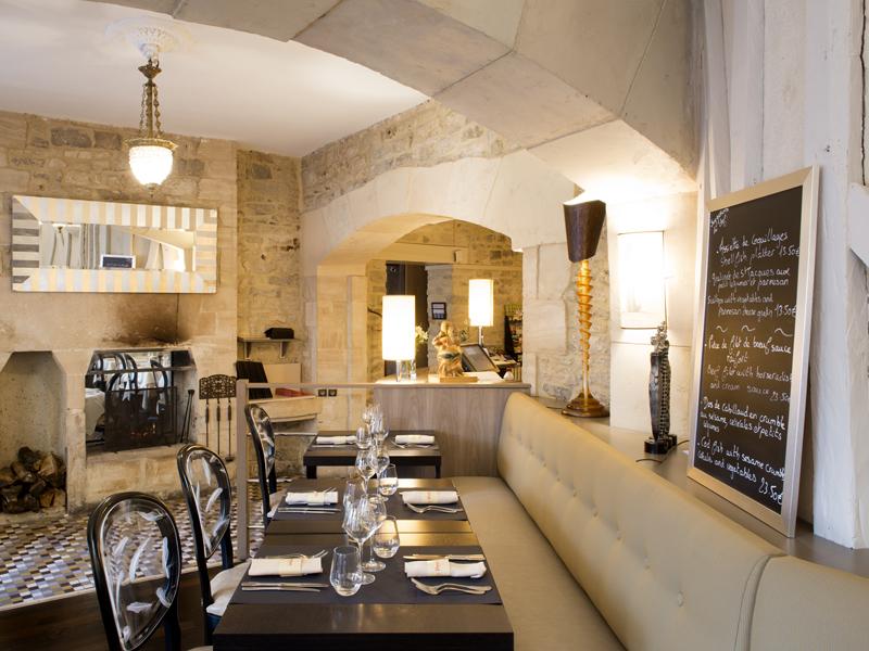 Restaurant le Pommier 1 - ©Le Pommier