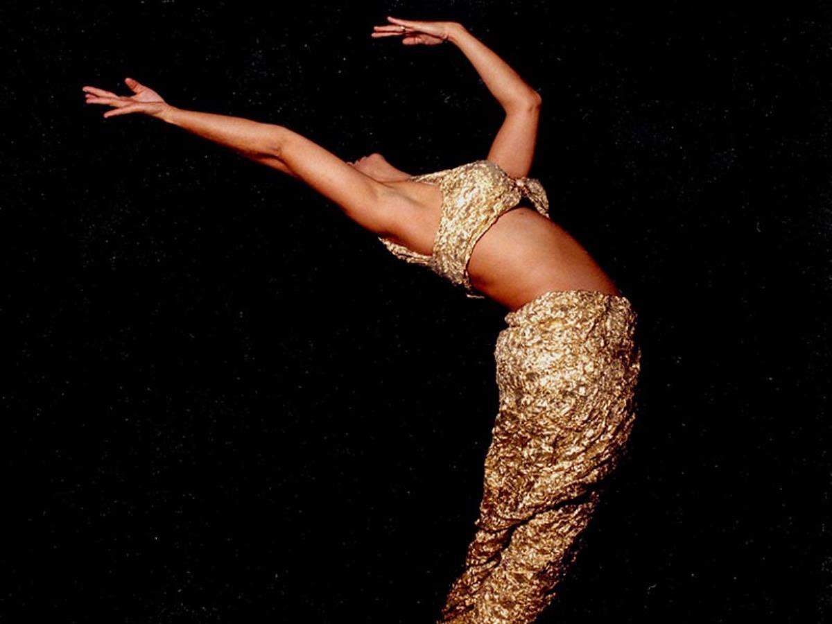 Danse orientale contemporaine avec Assia Guemra