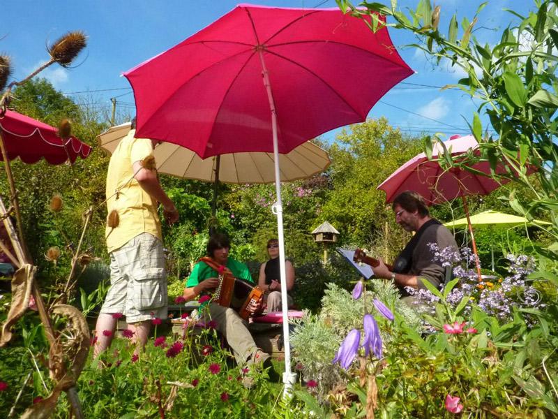 Tea Garden à Sallen - ©Tea Garden