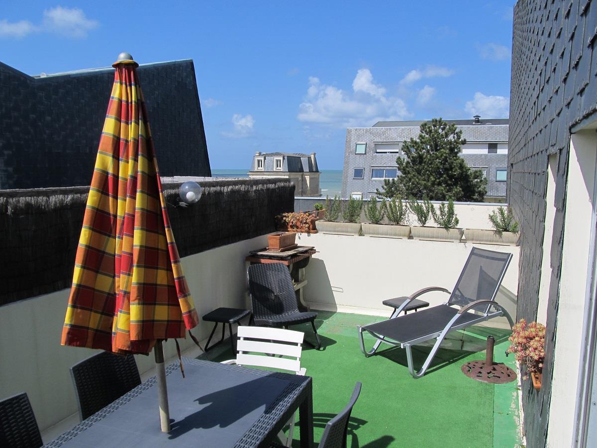 Le JUNO BEACH DUPLEX avec terrasse