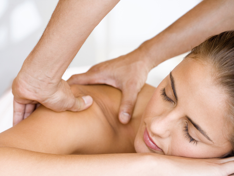 Thalasso-massage - ©Thinkstock