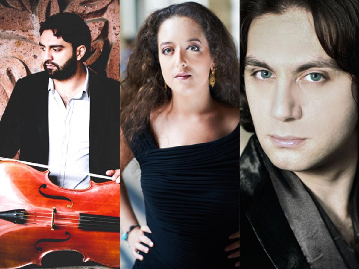 29ème Festival des nouveaux talents et invités : Trio Avanesyan