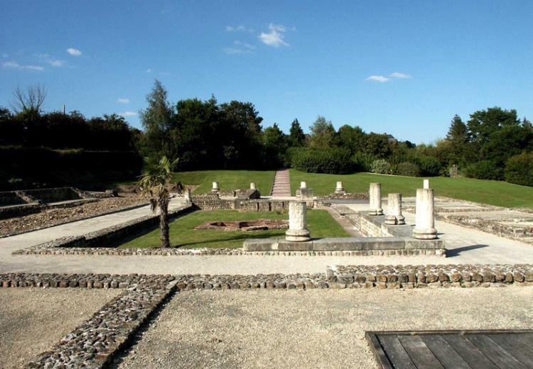 Musée et sites archéologiques Vieux la Romaine