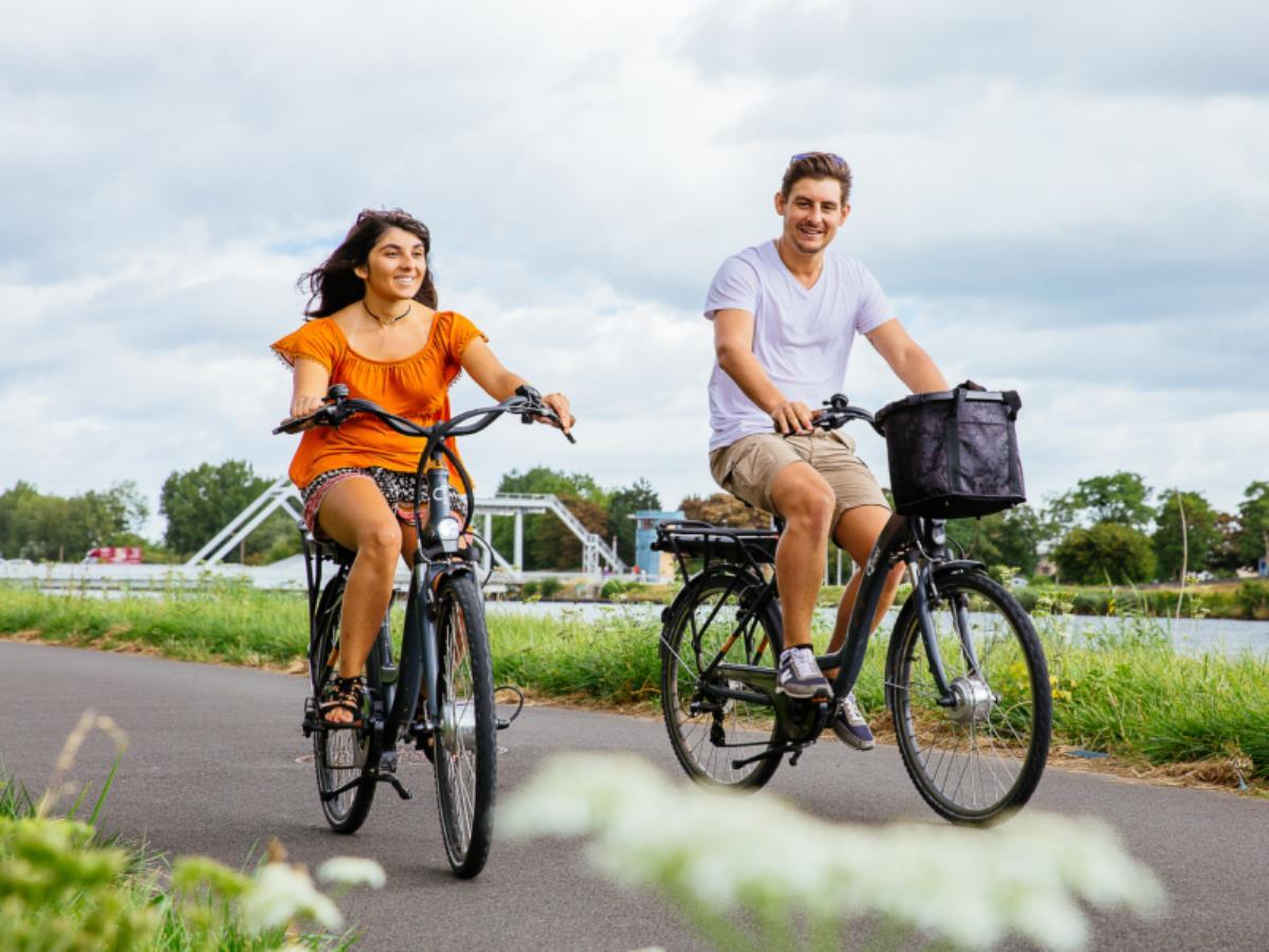 Visite commentée à vélo