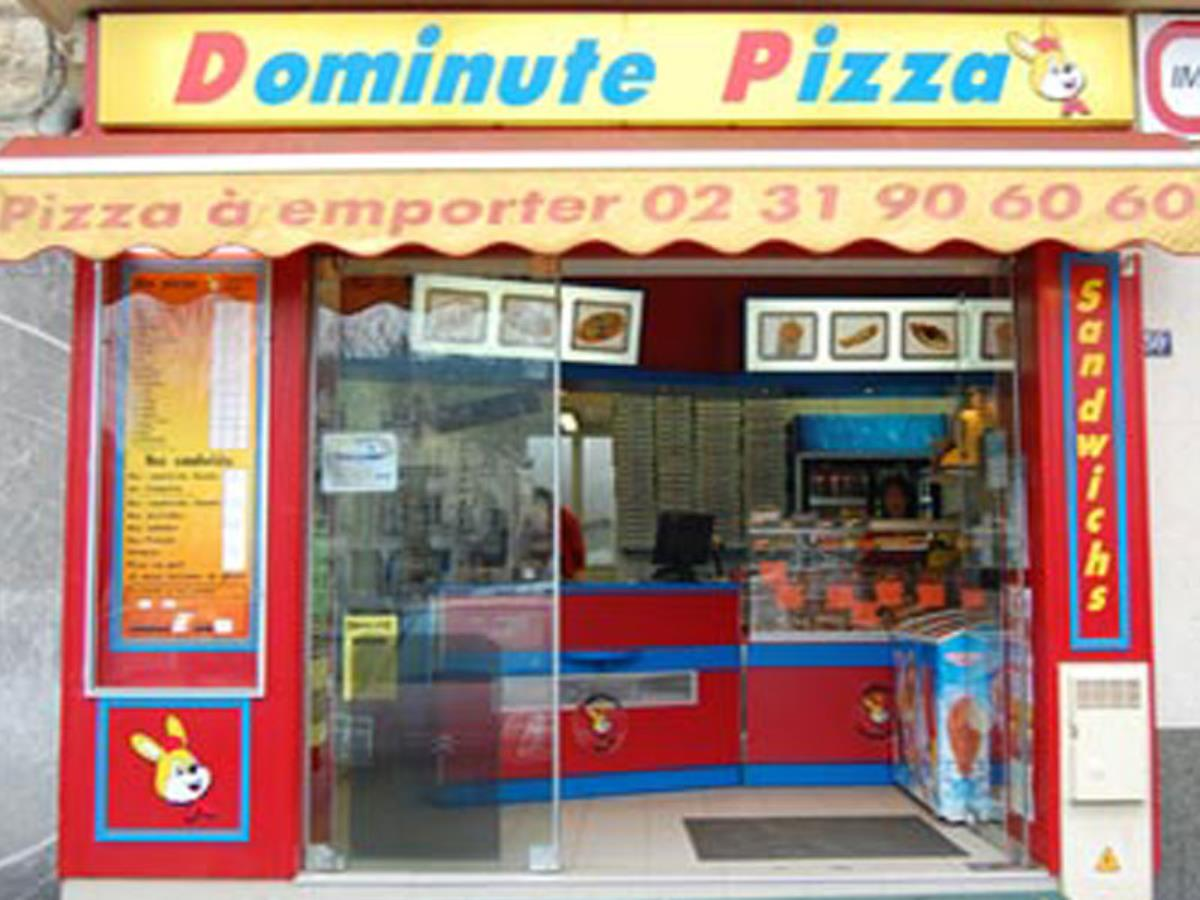 Dominute Pizza à Falaise