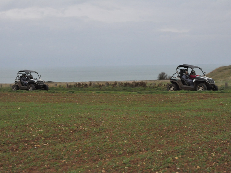 Gold Beach Evasion - Excursion en buggy - ©P. Gombert