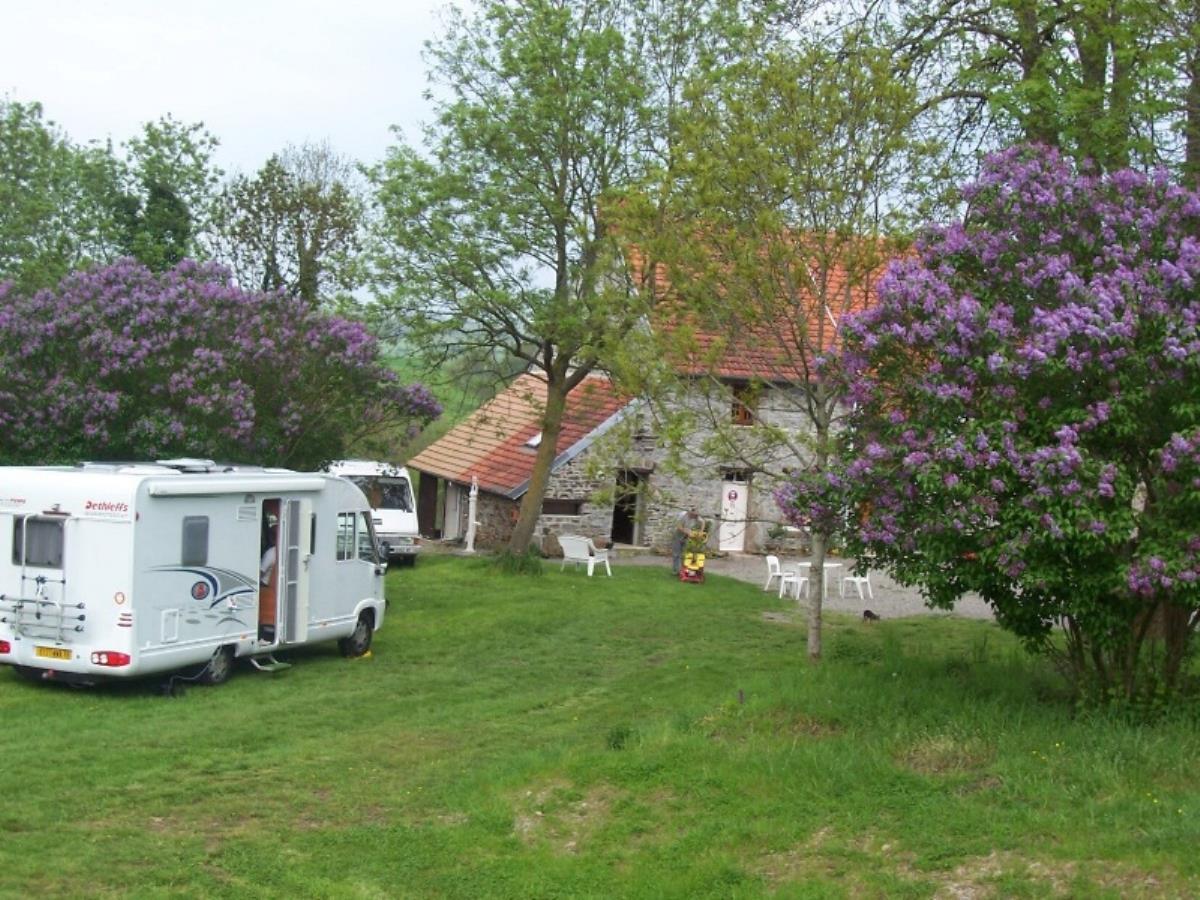Camping Les Lilas de Morieux - Saint-Denis-de-Méré