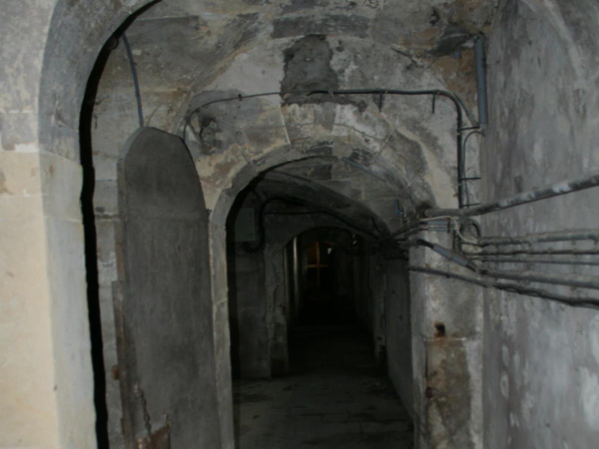 Visite des caves du Château de Bellemaist