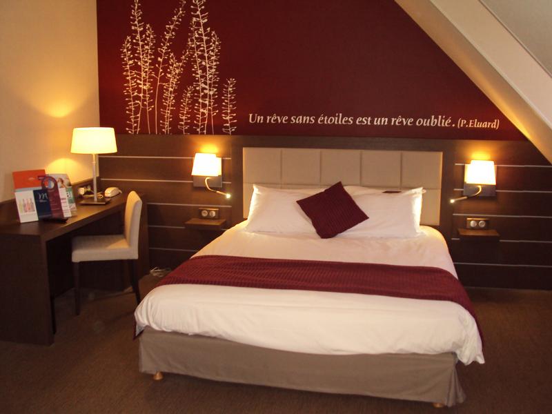 Hôtel Mercure Omaha Beach - Chambre - ©Hôtel Mercure Omaha Beach