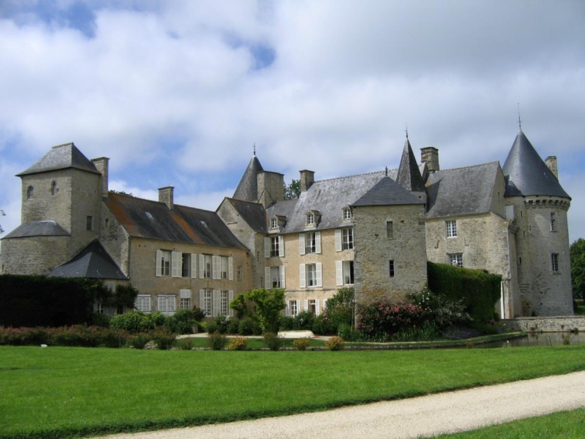 Journées Européennes du Patrimoine : Château de Colombières