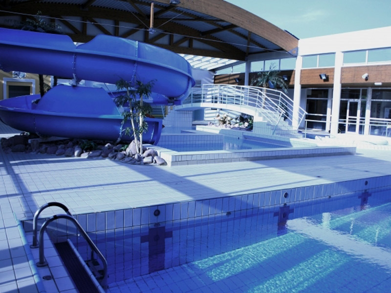 piscine cond sur noireau en suisse normande normandie
