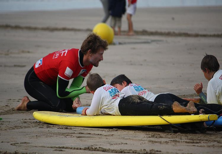 North Shore Surf School Calvados Tourisme