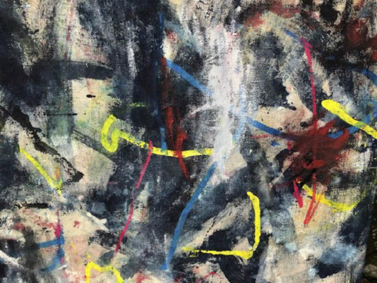 Dino fava : Acte de peindre