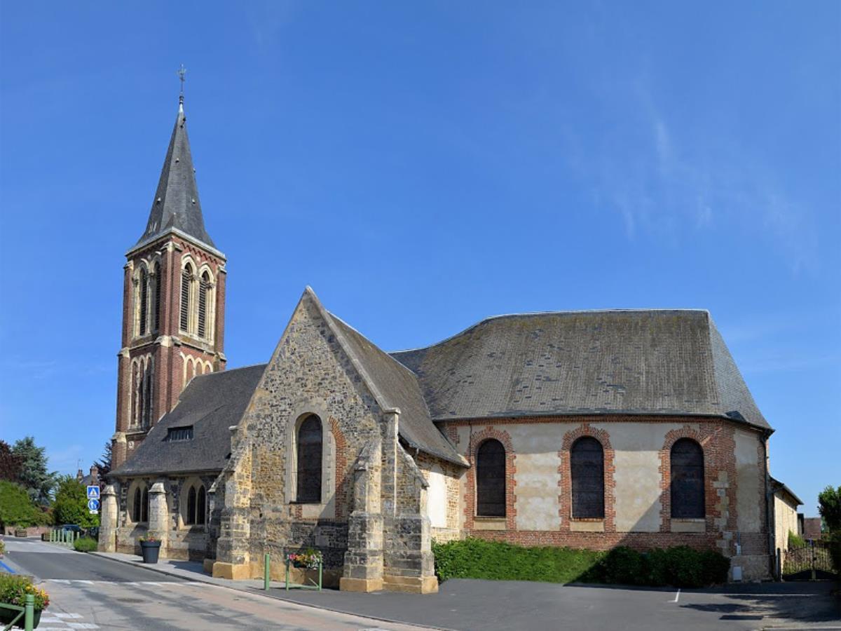 Eglise de Saint-Gatien-des-Bois
