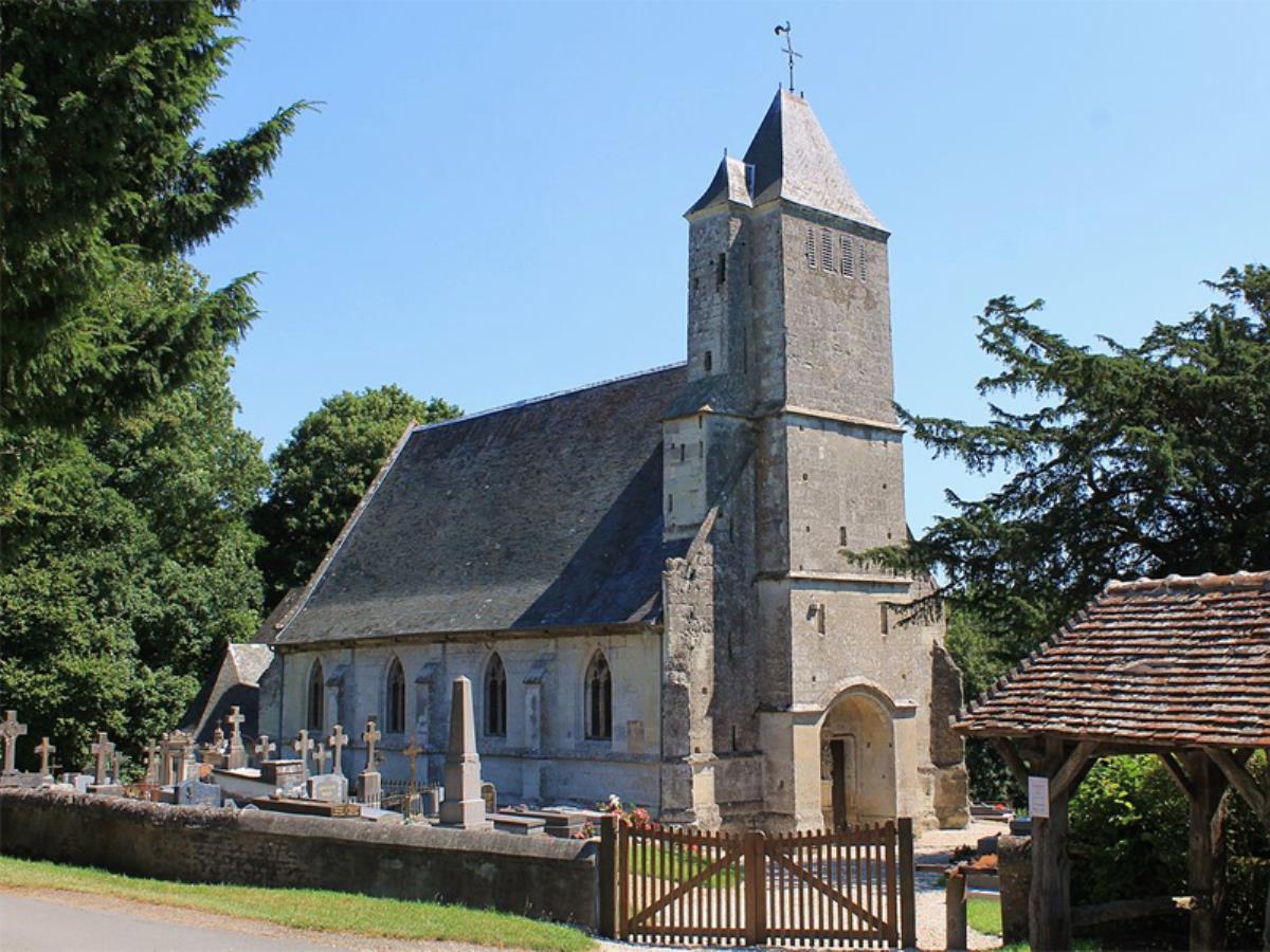 Eglise Saint-Pierre de Saint-Pierre-Azif