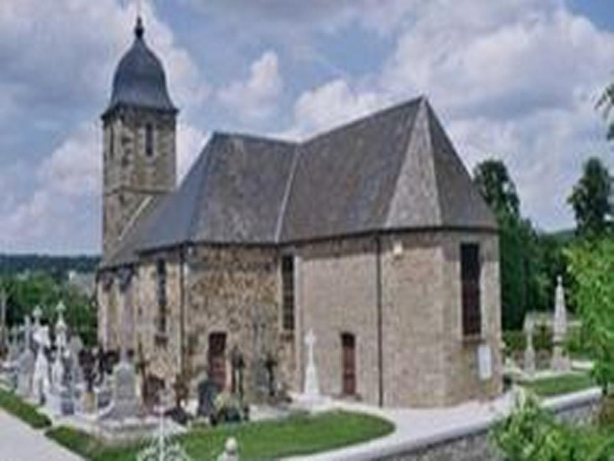 Journées du patrimoine : Visite de l'Eglise de Saint-Charles-de-Percy