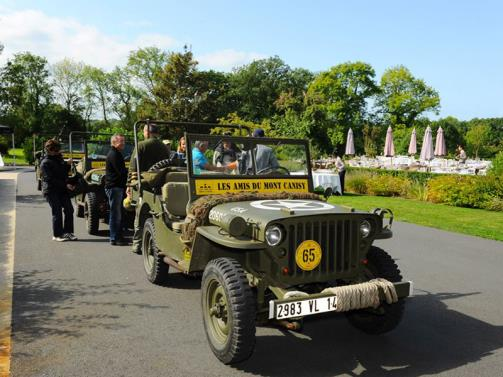 A la Carte Events - Excursion en jeep militaire