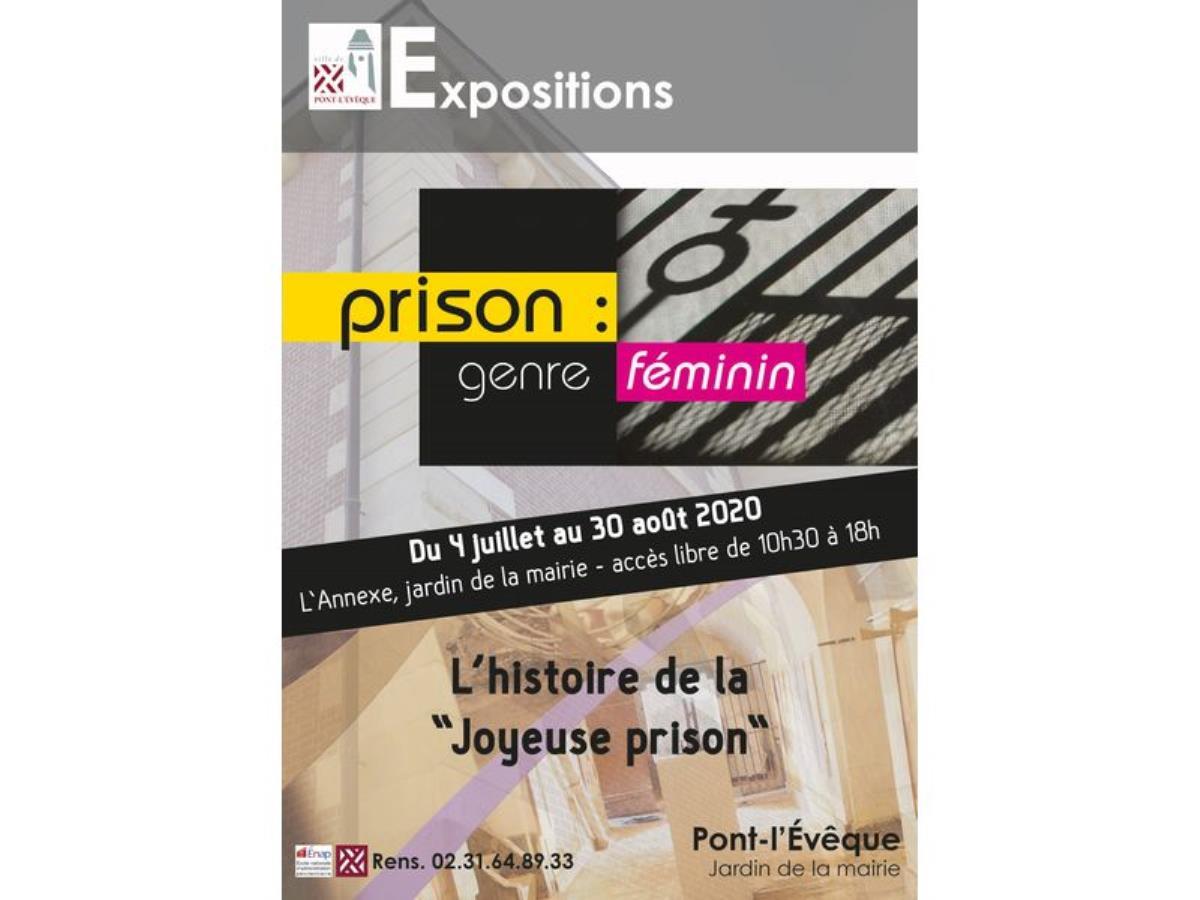 Exposition Prison genre Féminin