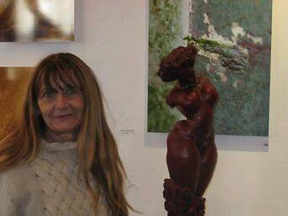 Exposition : Sylvie Berger