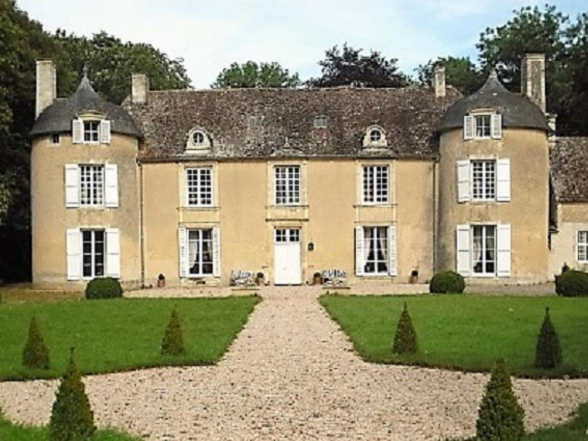 Le Chateau d'Ailly