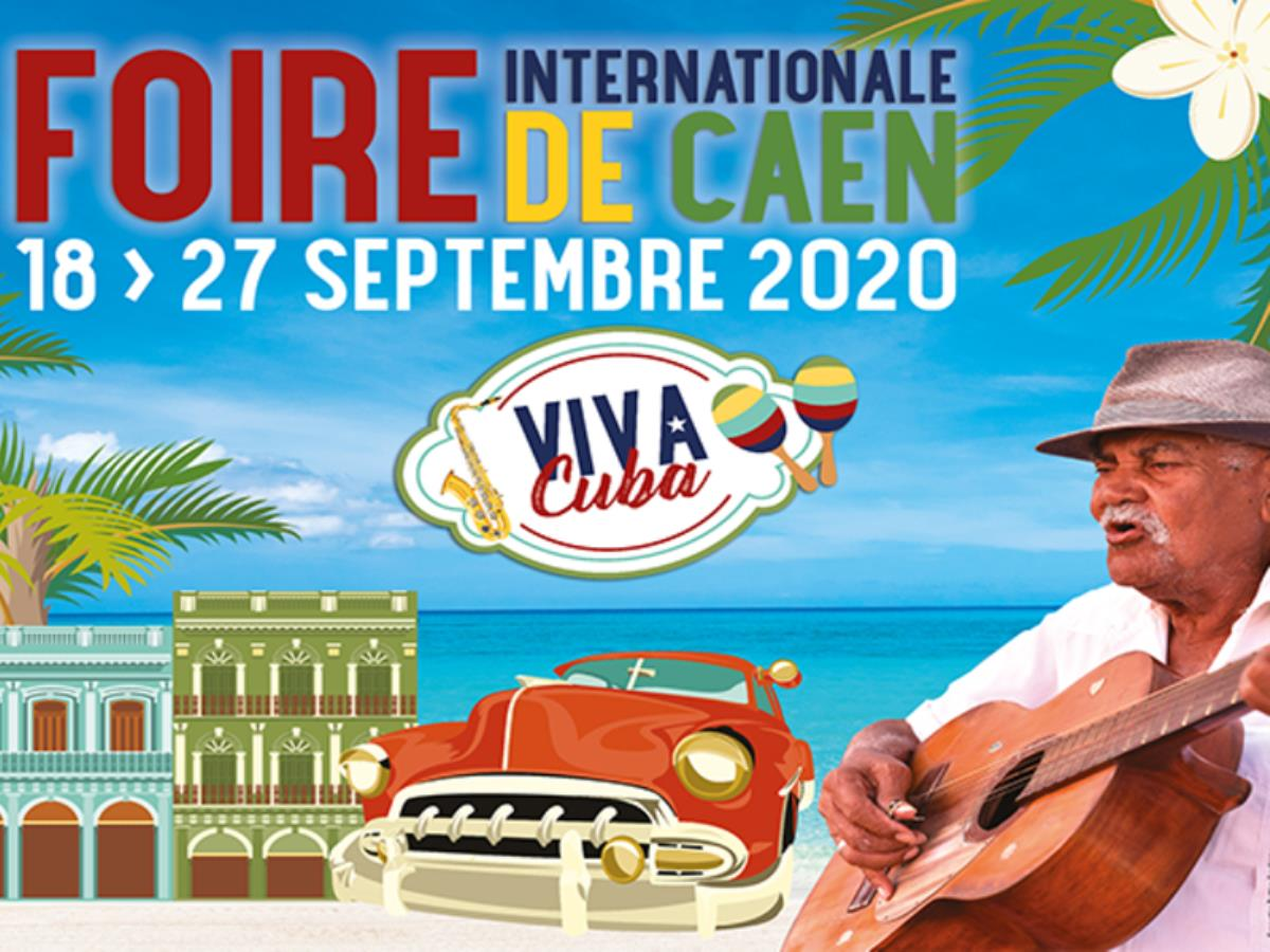 Foire internationale de Caen 2020